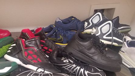 Shoes!!..SHOES!!&MORE SHOES!..SIZES 11.5-13 for Sale in Madera,  CA
