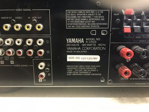 Yamaha R-V502 Dolby 5.1 Audio Video Receiver for Sale in Castro Valley, CA