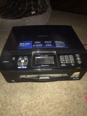 Printer/fax brothers Mfc-j280w for Sale in Manassas, VA