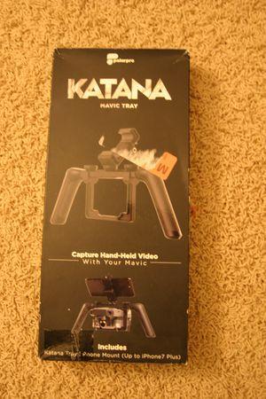 Katana for DJI Mavic - MISSING PHONE HOLDER for Sale in Rancho Cucamonga, CA