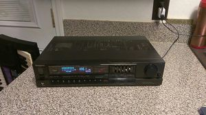 TECHNICS AM FM STEREO AMPLIFIER RECEIVER EQUALIZERSA 160 for Sale in Arlington, TX