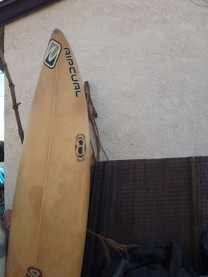 Quality Brand Rip Curl Team SURFBOARD for Sale in Downey, CA
