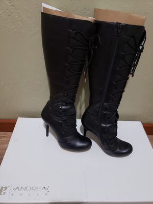 Andrea High Boots size 8 for Sale in Palo Alto, CA