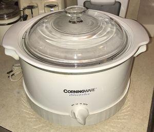 CorningWare Electrics Crock Pot for Sale in Houston, TX