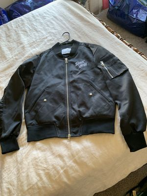 ElevenParis Sonic Youth Bomber Jacket, Large Mens for Sale in Glenn Dale, MD