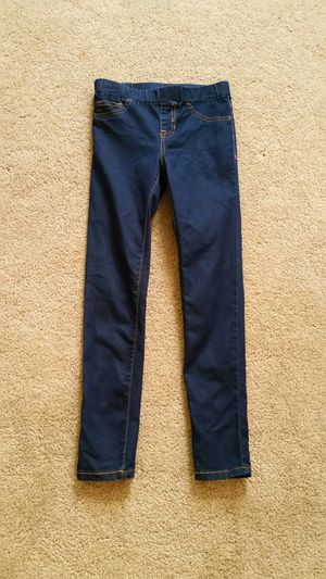 Clean Girl's jeggings pants dark blue clothes for Sale in Murrieta, CA