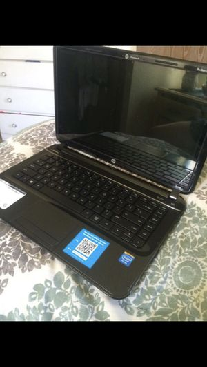 Selling HP sleekbook 14' touch screen for Sale in Sacramento, CA
