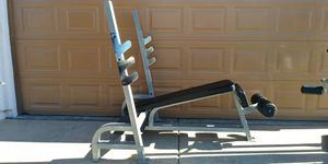 York decline bench for Sale in Las Vegas, NV