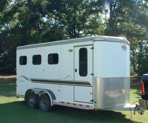 $1000 Excellent Quality horse trailer With Light. for Sale in Portland,  OR