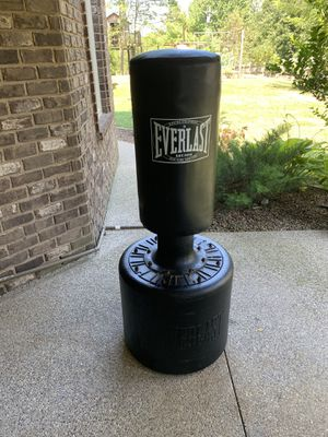 Everlast Punching Bag for Sale in Nicholasville, KY