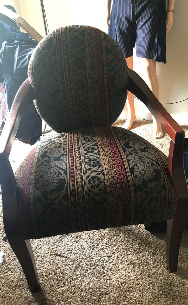 Large vintage office chair/accent chair