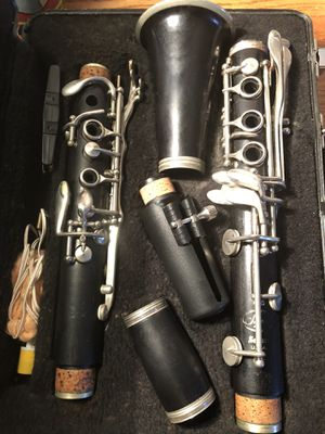 Wooden clarinet for Sale in Seattle, WA