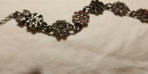 PURPLE SHINY BRACELET WITH DIAMOND CLASPS for Sale in Fort Worth, TX