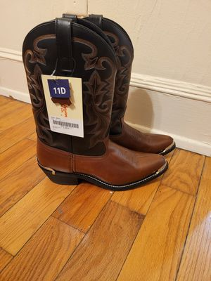 Genuine Leather Cowboy Boots for Sale in Newport News, VA