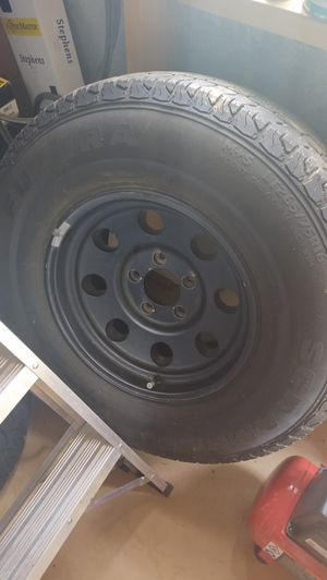 265/75R16 Tire and Wheel for Sale in Nottingham, PA