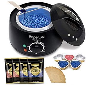 Wax Heater Warmer Hair Removal Home Waxing Kit/4 Bean Bags/20 Sticks for Sale in Cayce, SC
