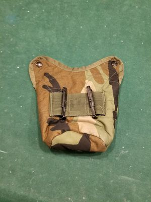 Military canteen pouch with belt clips for Sale in Trenton, NJ