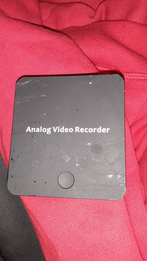 Analog Video Recorder for Sale in Albuquerque, NM