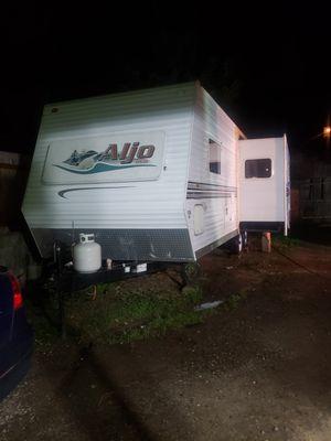 27ft aljo skyline travel trailer for Sale in Bremerton, WA