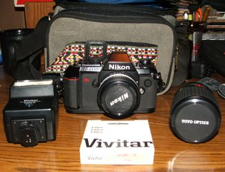 Camera Collection - Vintage to Digital for Sale in Visalia,  CA