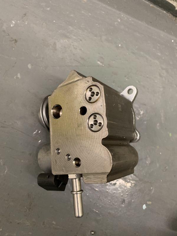 Mini Cooper S high pressure fue pump