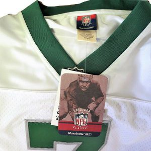 HUGE REDUCTION! REDUCED Men's Reebok Philadelphia Eagles RON JAWORSKI Throw Backs NFL Classic Jersey Stitched Medium for Sale in Davie, FL