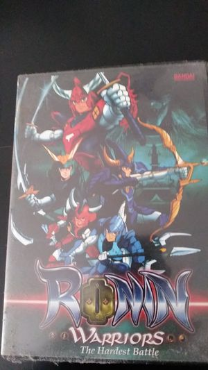 Ronin Warriors for Sale in The Bronx, NY