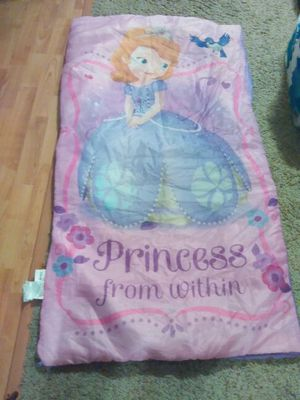 Sofia The First Sleeping Bag for Sale in El Cajon, CA