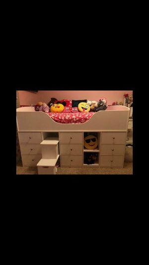 Kids Captian Bed Full Size Girl or Boy for Sale in Rancho Santa Margarita, CA