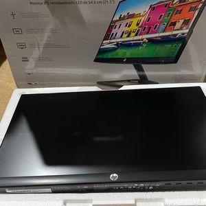 HP Monitor Display 22eb for Sale in Corona, CA