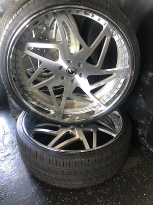 Wheels And Tires Package for Sale in Wichita, KS