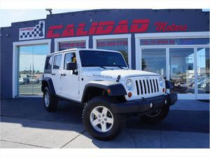 2012 Jeep Wrangler Unlimited for Sale in Concord, CA
