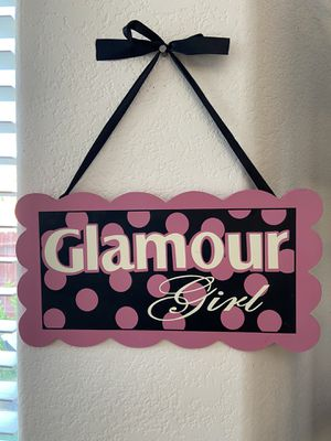 Cute Girly Wall Decor for Sale in Imperial, CA