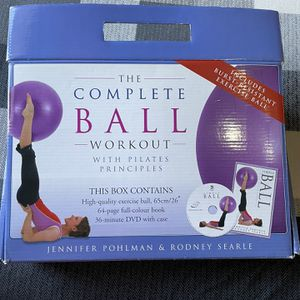 Ball Workout Set for Sale in Whittier, CA