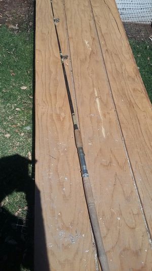 Vintage 6ft deep sea rod for Sale in Squaw Valley, CA