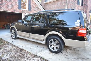 2007 Ford Expedition el Eddie Bauer edition for Sale in Charleston, SC