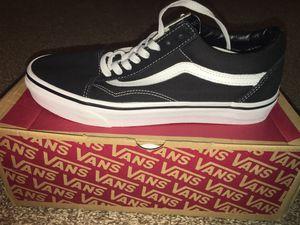 Vans Women's size 9.5 NEW for Sale in Gainesville, GA