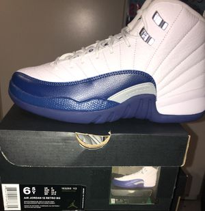 DS Jordan 12 French blue youth size 6.5 for Sale in St. Louis, MO