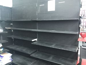 Wall peg board and shelves for Sale in Garden Grove, CA