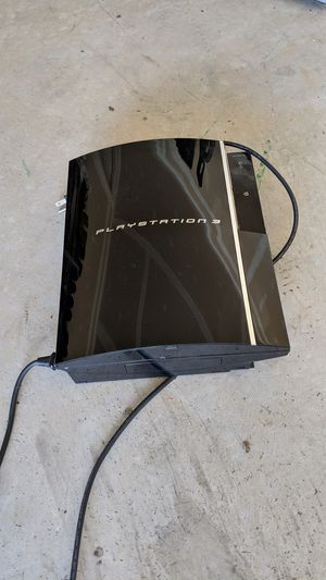 PlayStation 3 PS3 BLUERAY DVD PLAYER for Sale in Sykesville, MD
