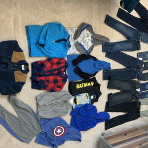 Boys Clothes Size 4T for Sale in Dallas, TX