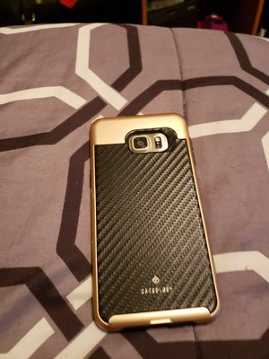 Its Samsung Galaxy s6 edge plus I got like 4 more phone cases too for Sale in Columbus, OH