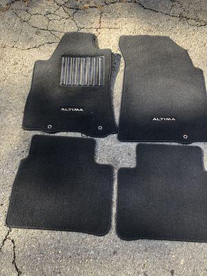 Floor mats NissaN Altima 2017 $35 for Sale in Alexandria, VA