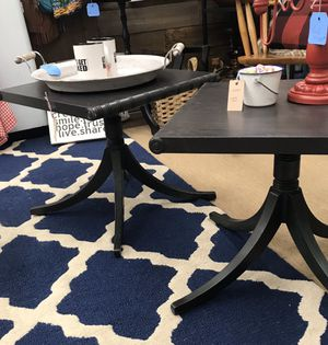 2 end tables/ coffee tables for Sale in Vancouver, WA