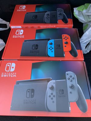 Nintendo switch brand new for Sale in Irvine, CA