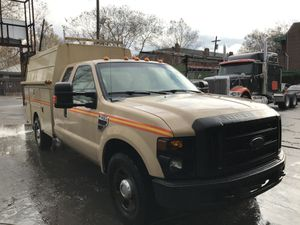 2008 Ford F-350 service extended cab utility truck for Sale in Brooklyn, NY