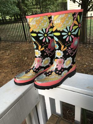 Rain boots for Sale in Chapel Hill, NC