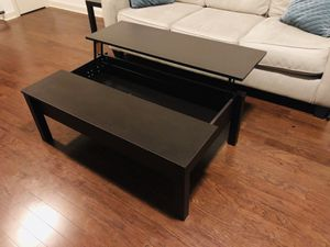 Coffee Table with Opening Top for Sale in Atlanta, GA