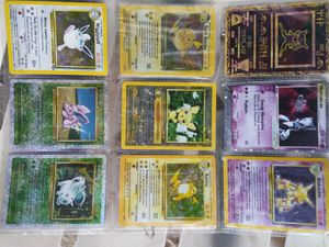 Extremely rare complete Pokemon card set for Sale in Modesto, CA