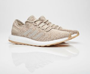 Adidas PureBOOST Trace Khaki Men's Running Shoe S81992 US Size 8.5 Brand New! for Sale in West Covina, CA
